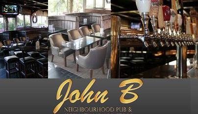 John B Pub Coquitlam